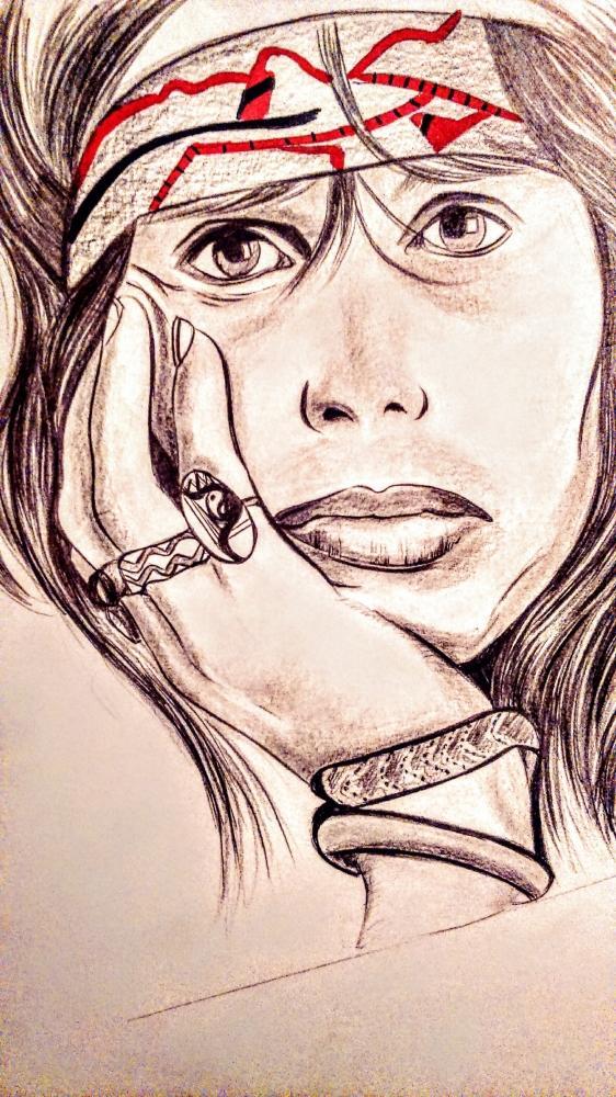 Steven Tyler by judith2